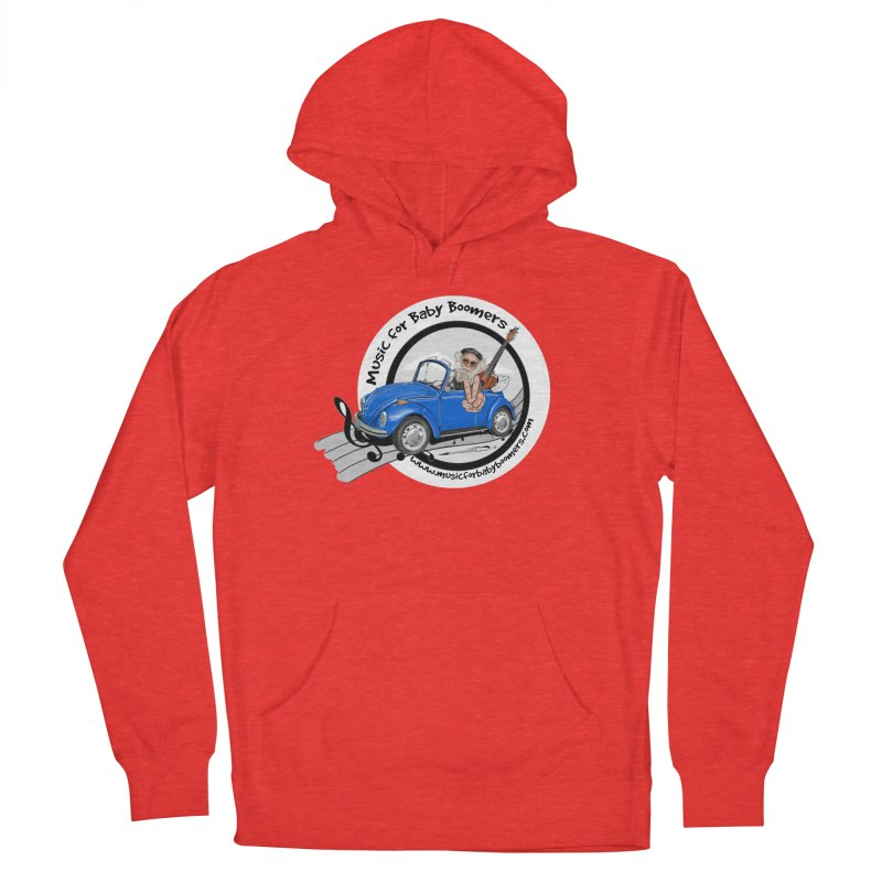 Music for Baby Boomers VW Women's Pullover Hoody by PapaGreyBeard's Merchandise