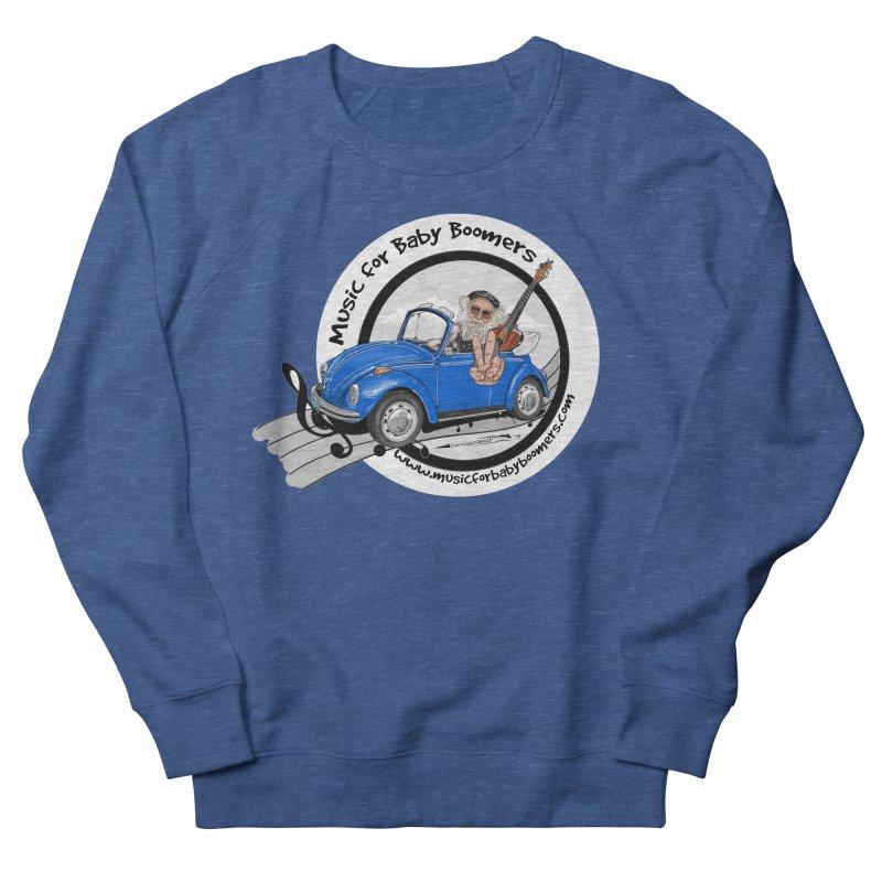 Music for Baby Boomers VW Women's Sweatshirt by PapaGreyBeard's Merchandise