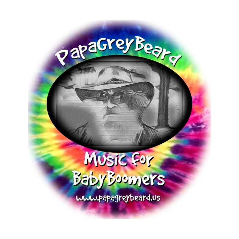 PapaGreyBeard Kids Baby T-Shirt by PapaGreyBeard's Merchandise