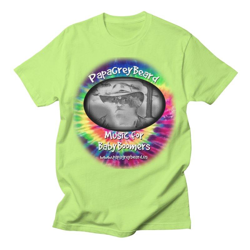 PapaGreyBeard Men's T-Shirt by PapaGreyBeard's Merchandise