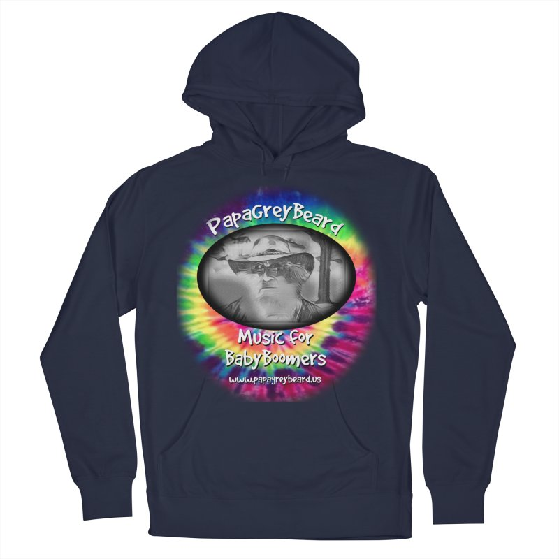 PapaGreyBeard Men's Pullover Hoody by PapaGreyBeard's Merchandise