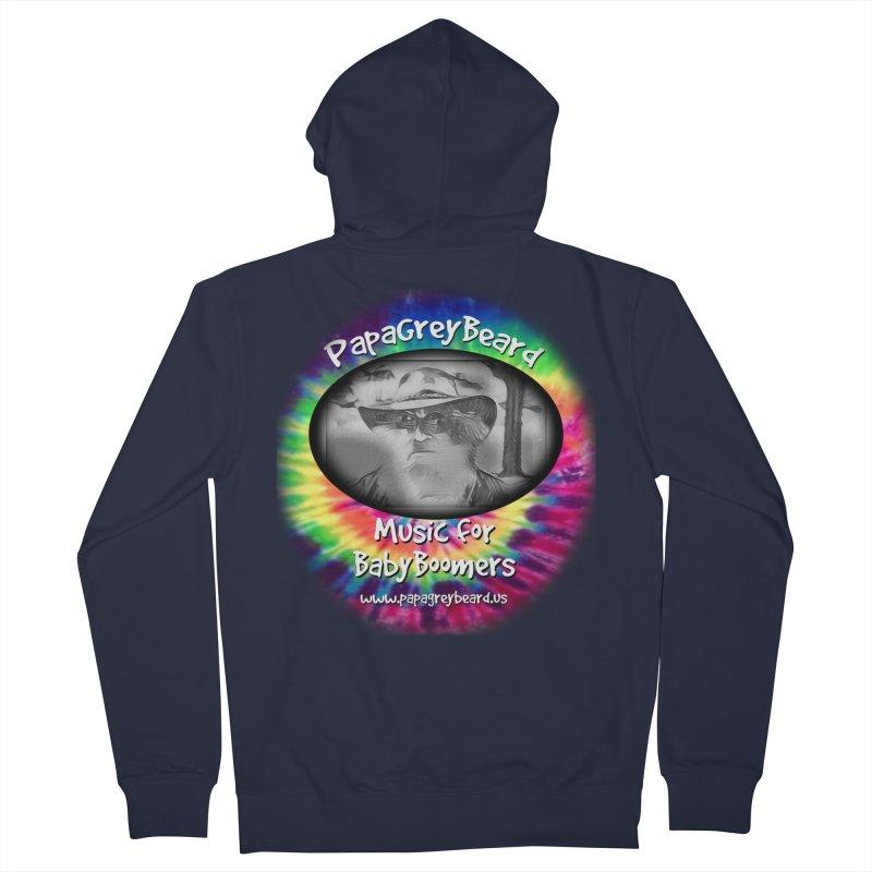 PapaGreyBeard Women's Zip-Up Hoody by PapaGreyBeard's Merchandise