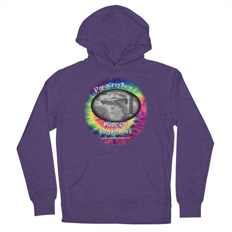PapaGreyBeard Men's Pullover Hoody by PapaGreyBeard's Merchandise