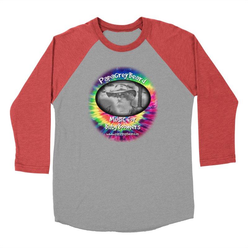 PapaGreyBeard Women's Longsleeve T-Shirt by PapaGreyBeard's Merchandise