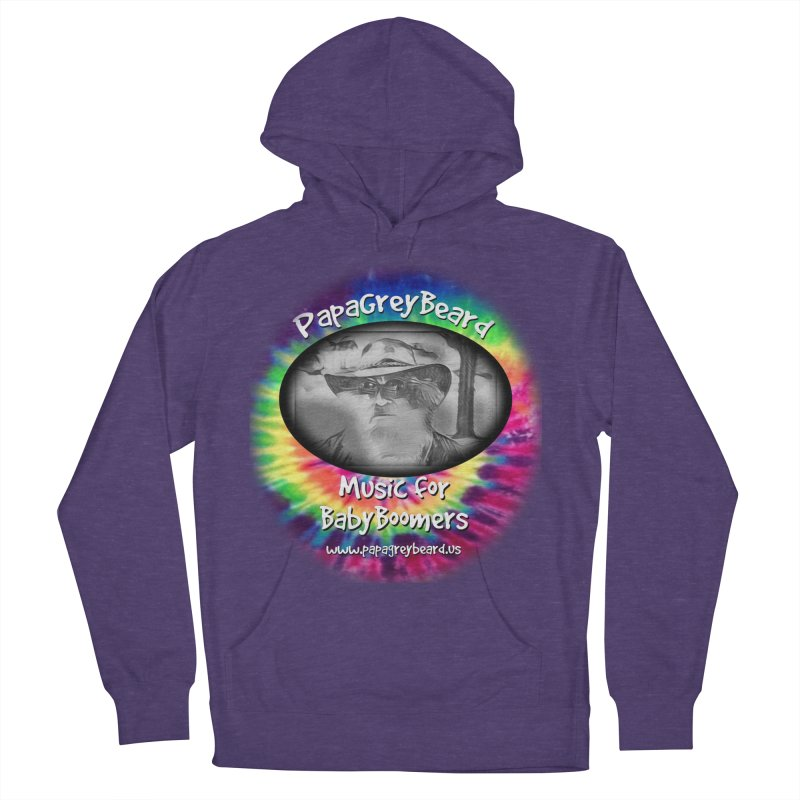 MusicForBabyBoomers Women's Pullover Hoody by PapaGreyBeard's Merchandise