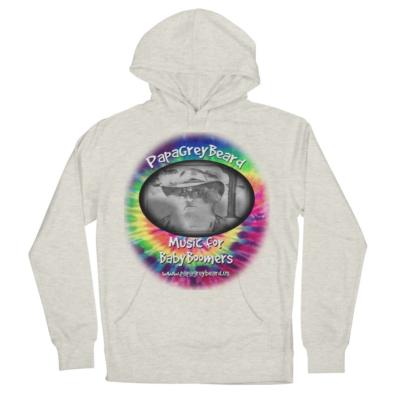PapaGreyBeard Women's French Terry Pullover Hoody by PapaGreyBeard's Merchandise
