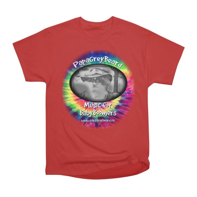 PapaGreyBeard Women's Heavyweight Unisex T-Shirt by PapaGreyBeard's Merchandise