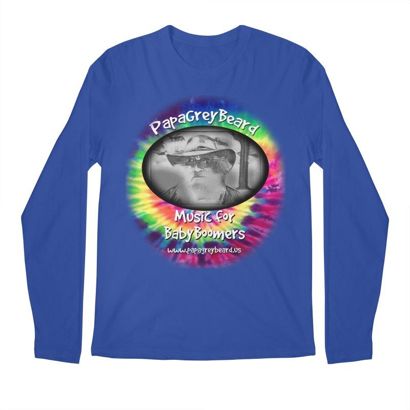 PapaGreyBeard Men's Longsleeve T-Shirt by PapaGreyBeard's Merchandise