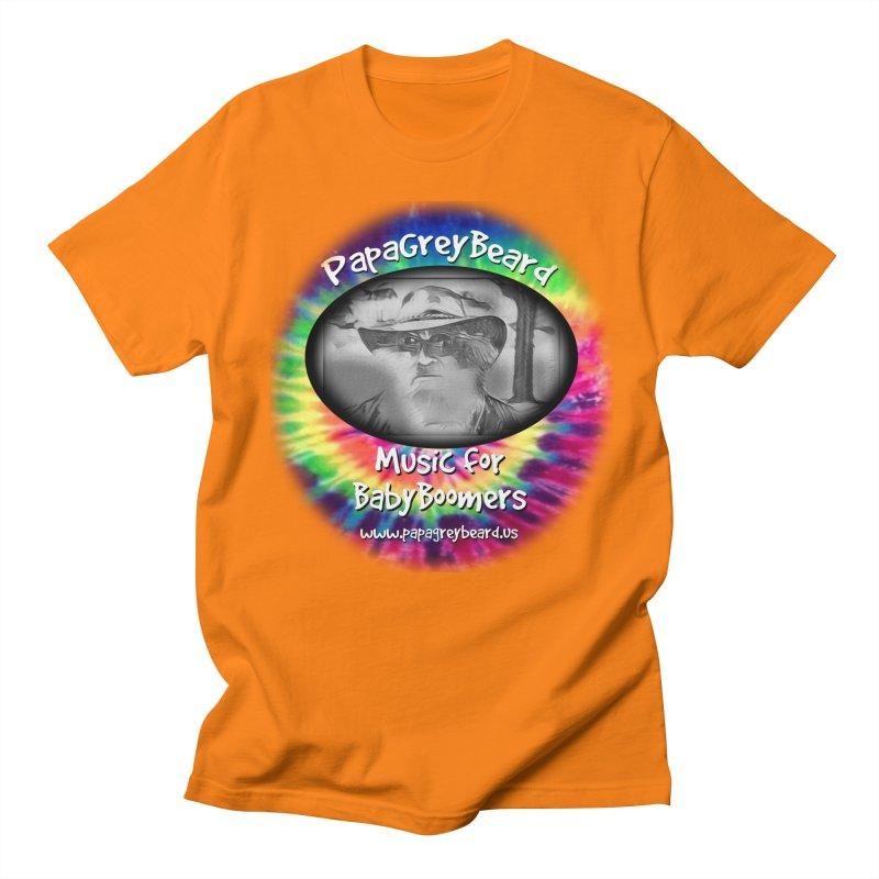 PapaGreyBeard Men's Regular T-Shirt by PapaGreyBeard's Merchandise
