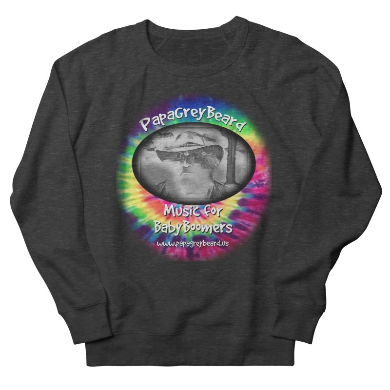 MusicForBabyBoomers Women's Sweatshirt by PapaGreyBeard's Merchandise