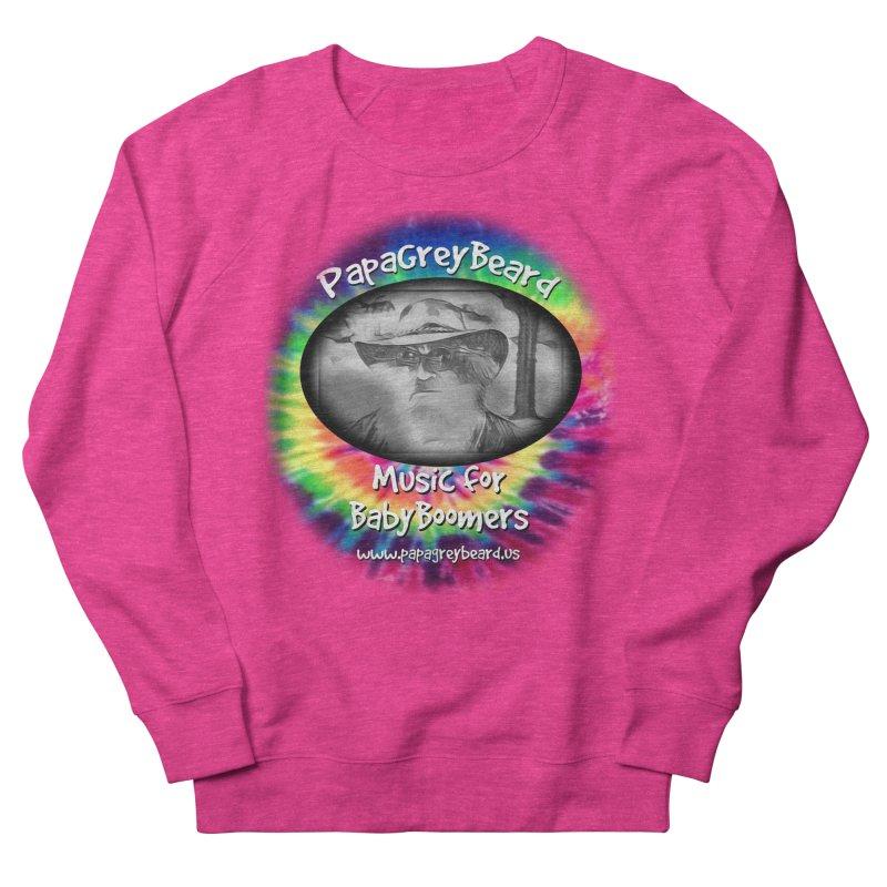 PapaGreyBeard Women's French Terry Sweatshirt by PapaGreyBeard's Merchandise