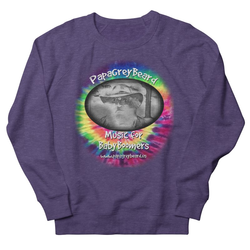 MusicForBabyBoomers Men's Sweatshirt by PapaGreyBeard's Merchandise