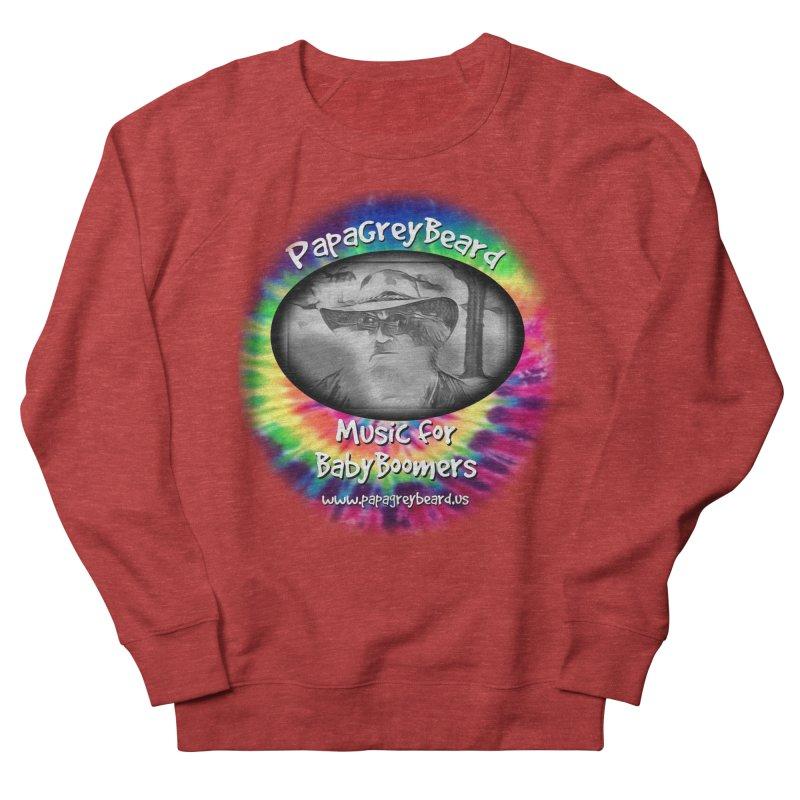 PapaGreyBeard Men's French Terry Sweatshirt by PapaGreyBeard's Merchandise