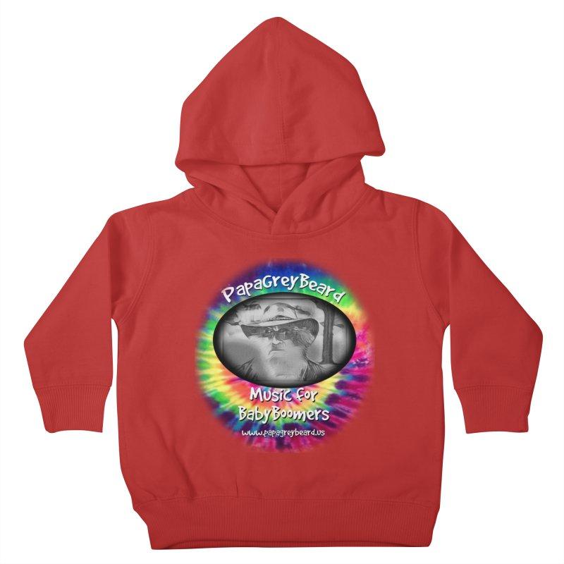 PapaGreyBeard Kids Toddler Pullover Hoody by PapaGreyBeard's Merchandise