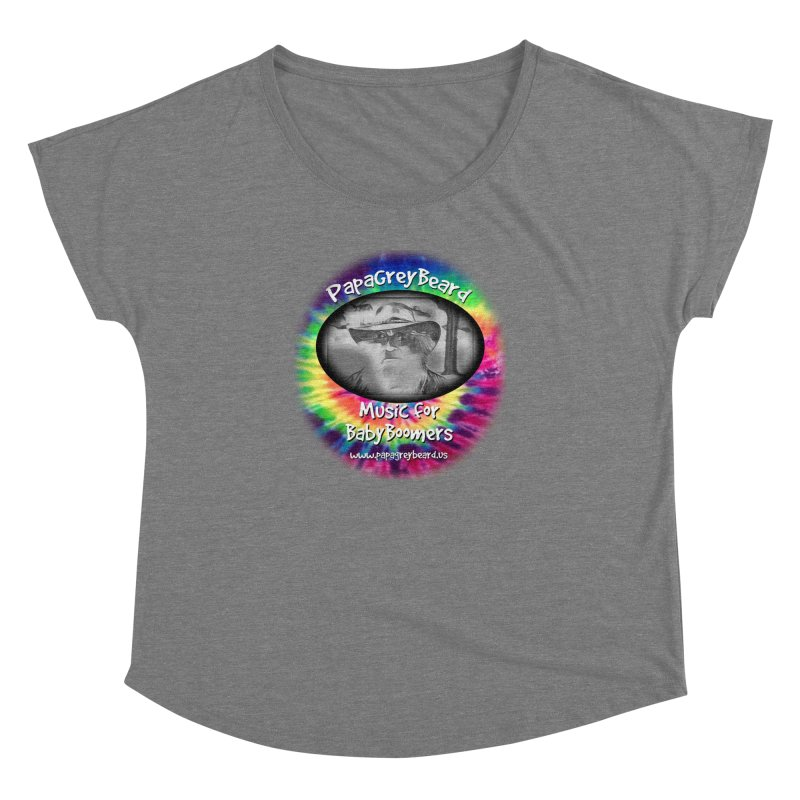 MusicForBabyBoomers Women's Dolman by PapaGreyBeard's Merchandise