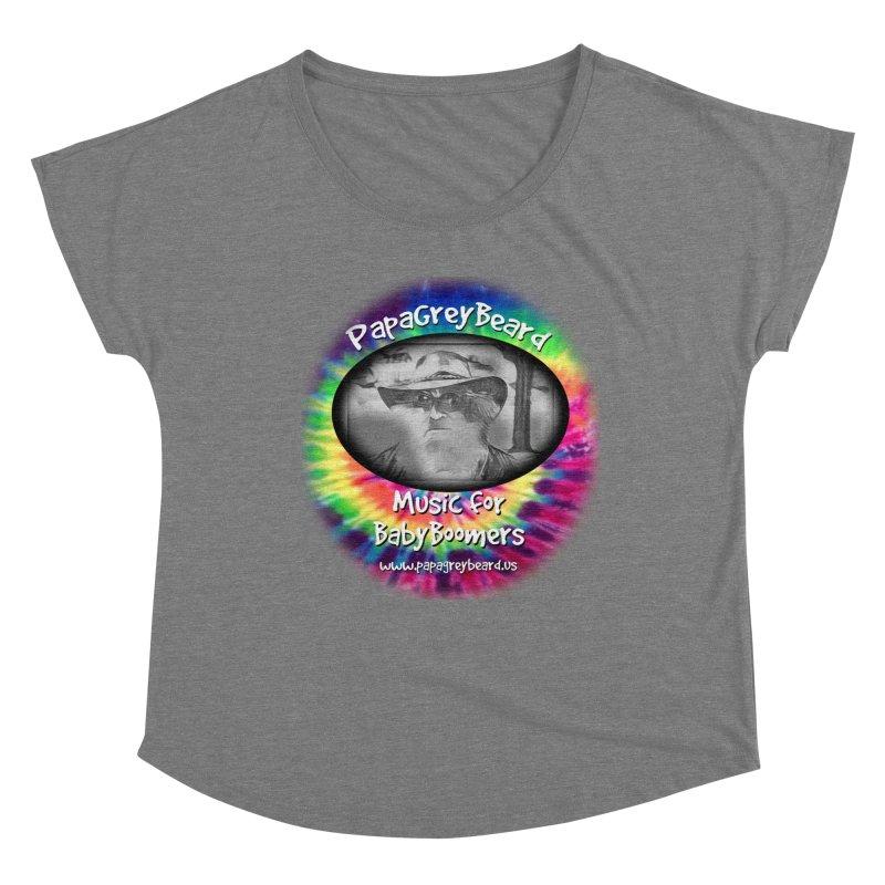 PapaGreyBeard Women's Scoop Neck by PapaGreyBeard's Merchandise