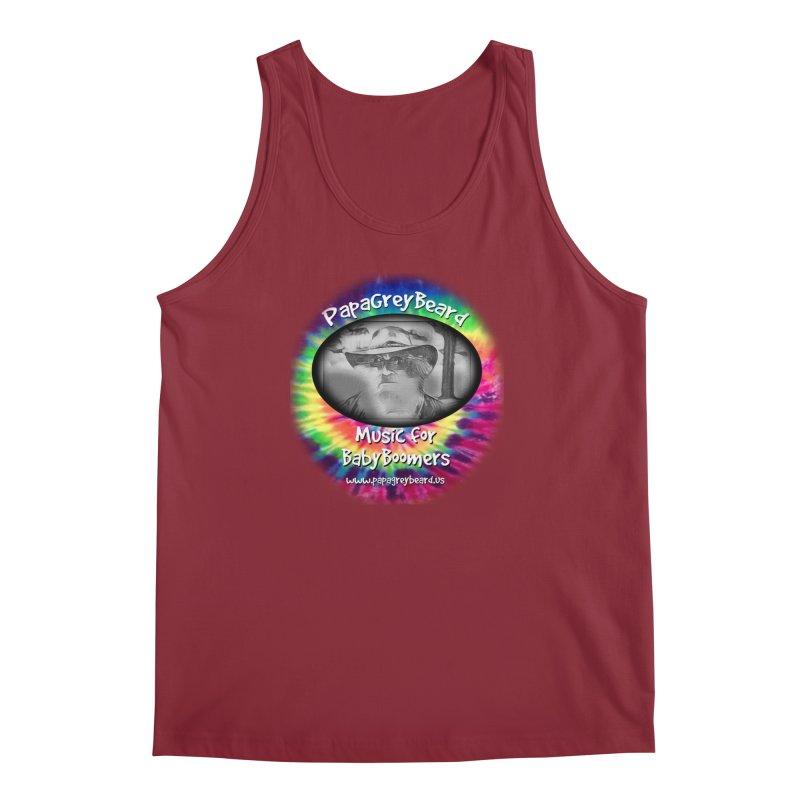 PapaGreyBeard Men's Regular Tank by PapaGreyBeard's Merchandise
