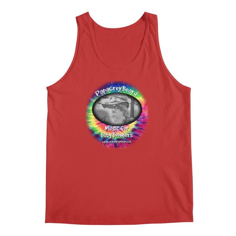 PapaGreyBeard Men's Tank by PapaGreyBeard's Merchandise