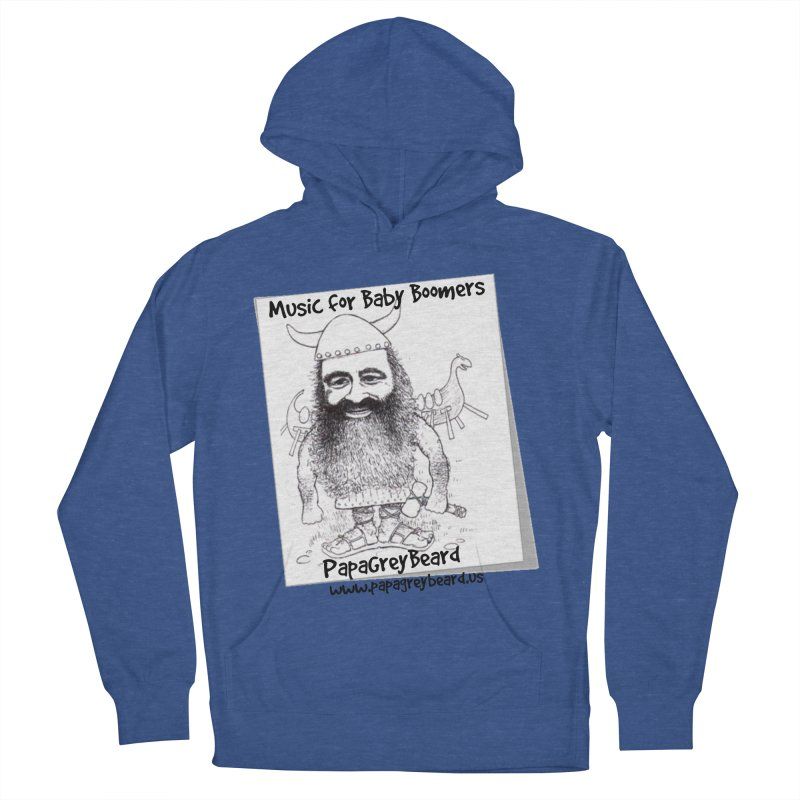 Viking Men's Pullover Hoody by PapaGreyBeard's Merchandise