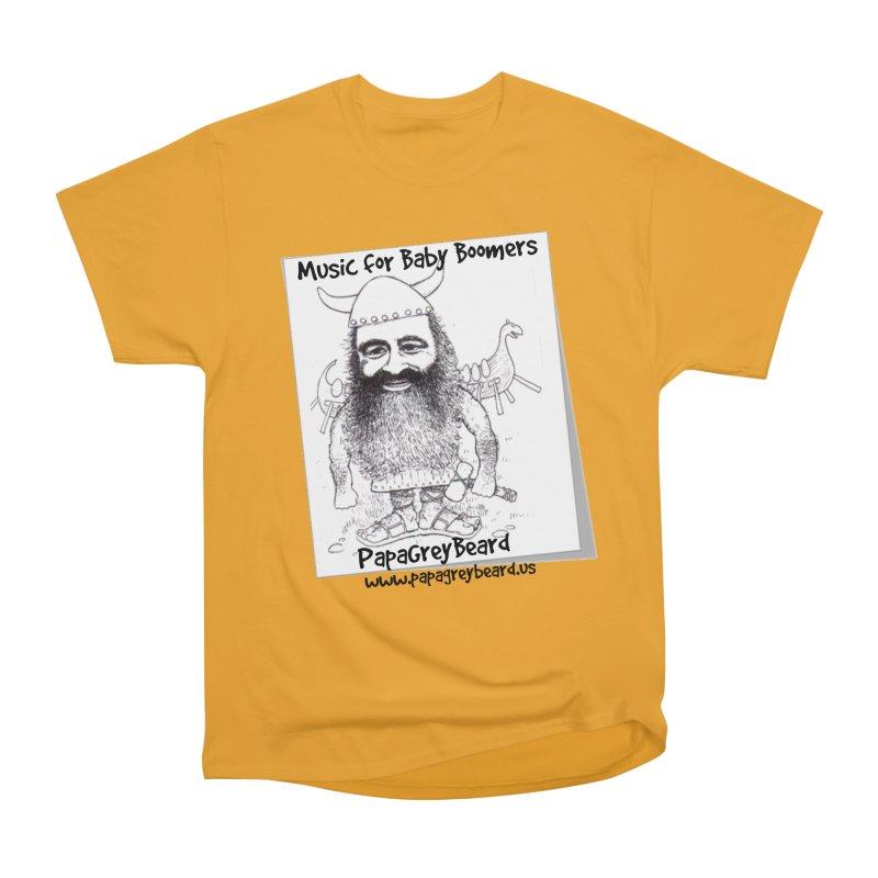 Viking Women's Classic Unisex T-Shirt by PapaGreyBeard's Merchandise