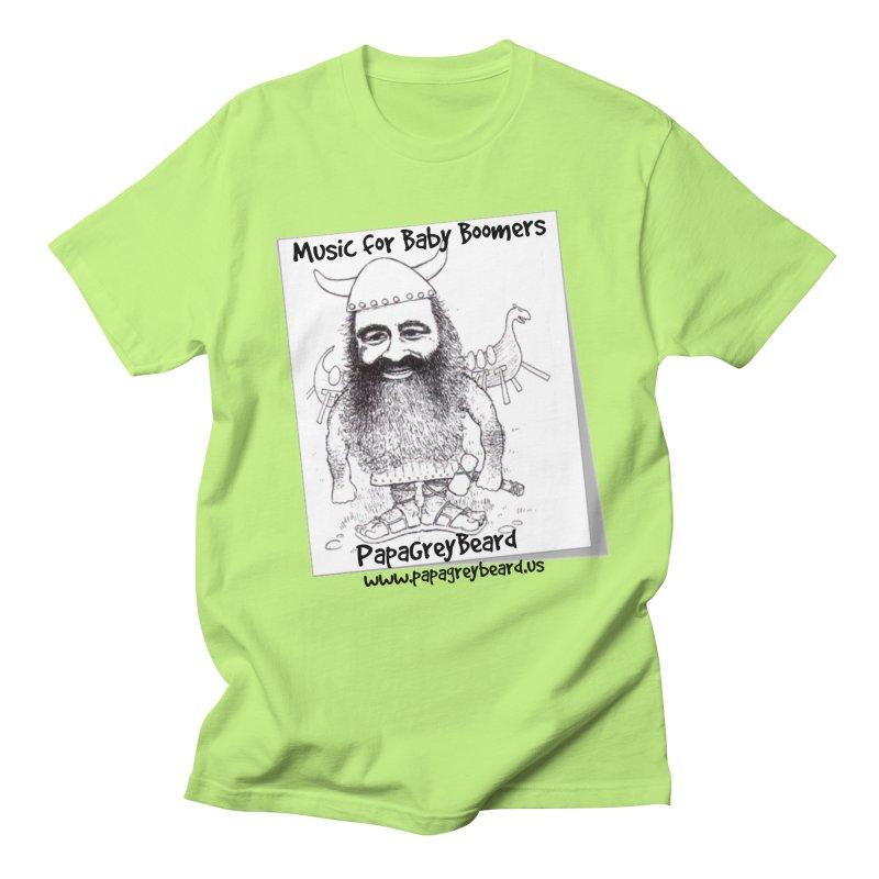 Viking Women's Unisex T-Shirt by PapaGreyBeard's Merchandise