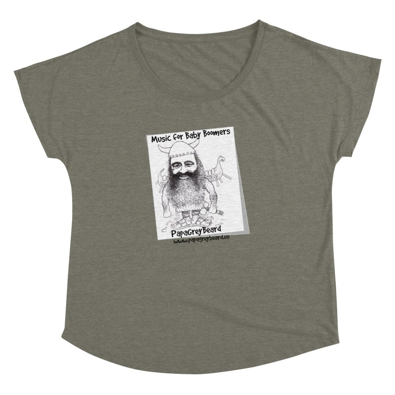 Viking Women's Dolman by PapaGreyBeard's Merchandise