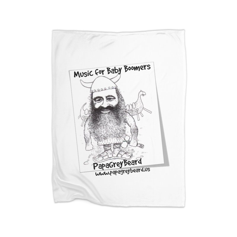 Viking Home Blanket by PapaGreyBeard's Merchandise