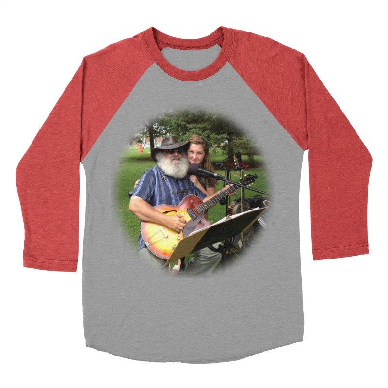 Kenz Women's Baseball Triblend T-Shirt by PapaGreyBeard's Merchandise