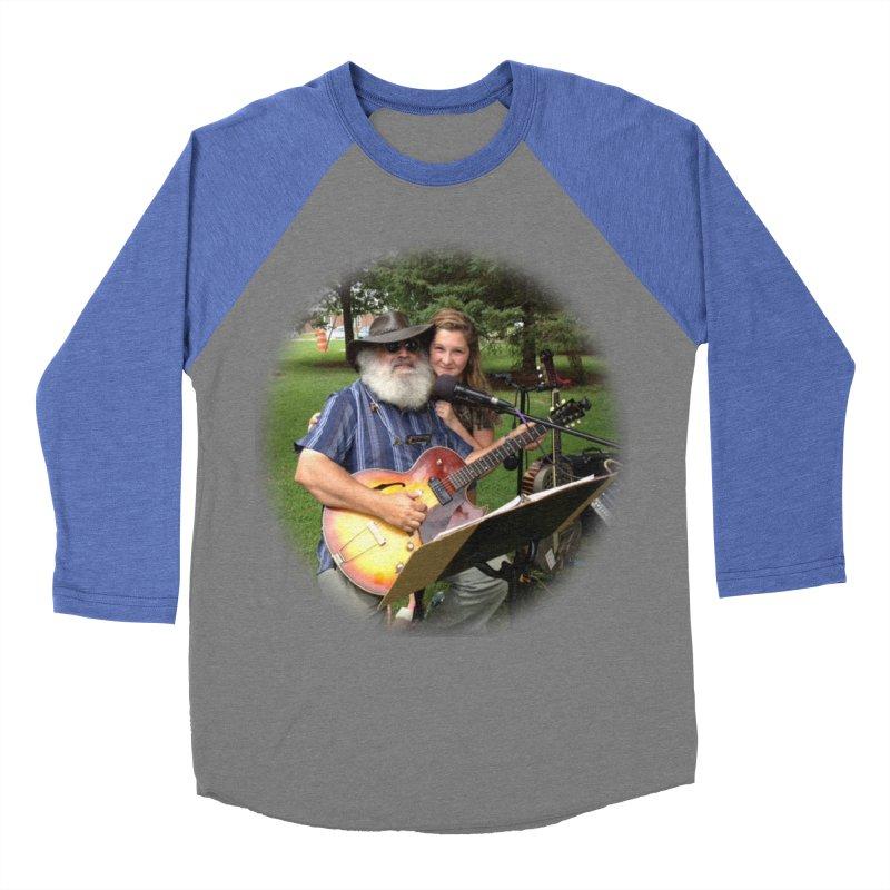 Kenz Men's Baseball Triblend T-Shirt by PapaGreyBeard's Merchandise