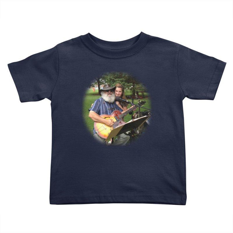 Kenz Kids Toddler T-Shirt by PapaGreyBeard's Merchandise