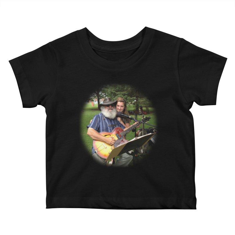 Kenz Kids Baby T-Shirt by PapaGreyBeard's Merchandise