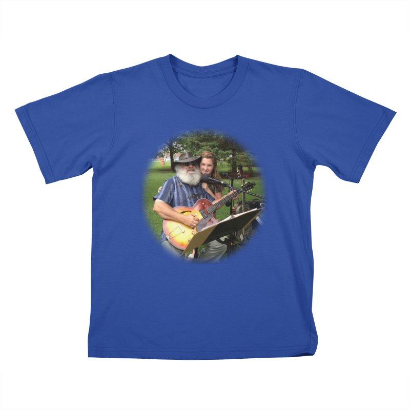 Kenz Kids T-Shirt by PapaGreyBeard's Merchandise