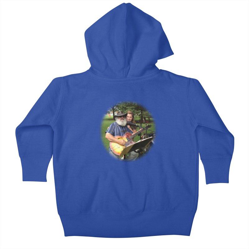 Kenz Kids Baby Zip-Up Hoody by PapaGreyBeard's Merchandise
