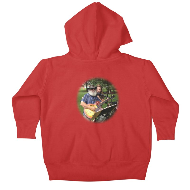Kenz Kids Baby Zip-Up Hoody by PapaGreyBeard's Merchandise
