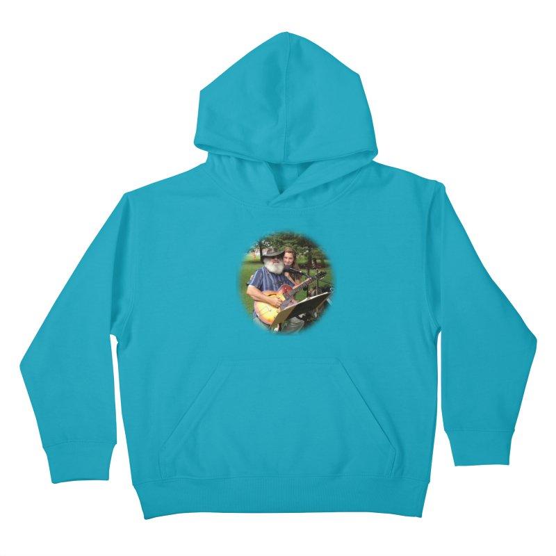 Kenz Kids Pullover Hoody by PapaGreyBeard's Merchandise