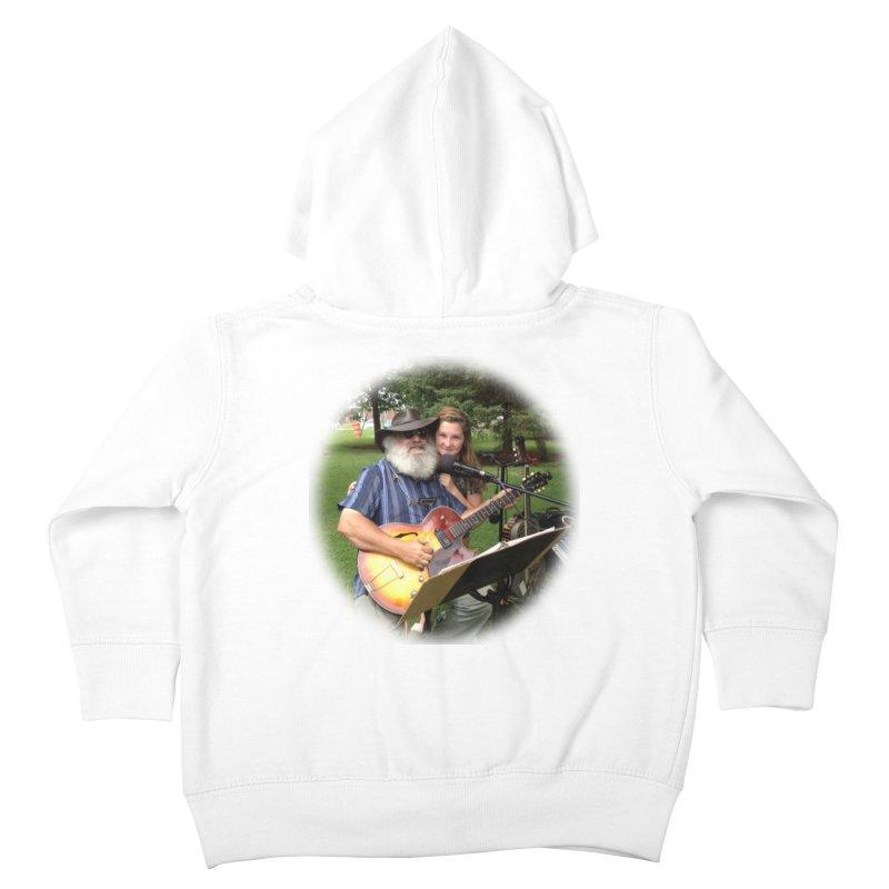 Kenz Kids Toddler Zip-Up Hoody by PapaGreyBeard's Merchandise