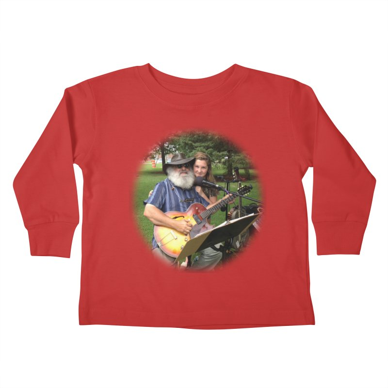 Kenz Kids Toddler Longsleeve T-Shirt by PapaGreyBeard's Merchandise