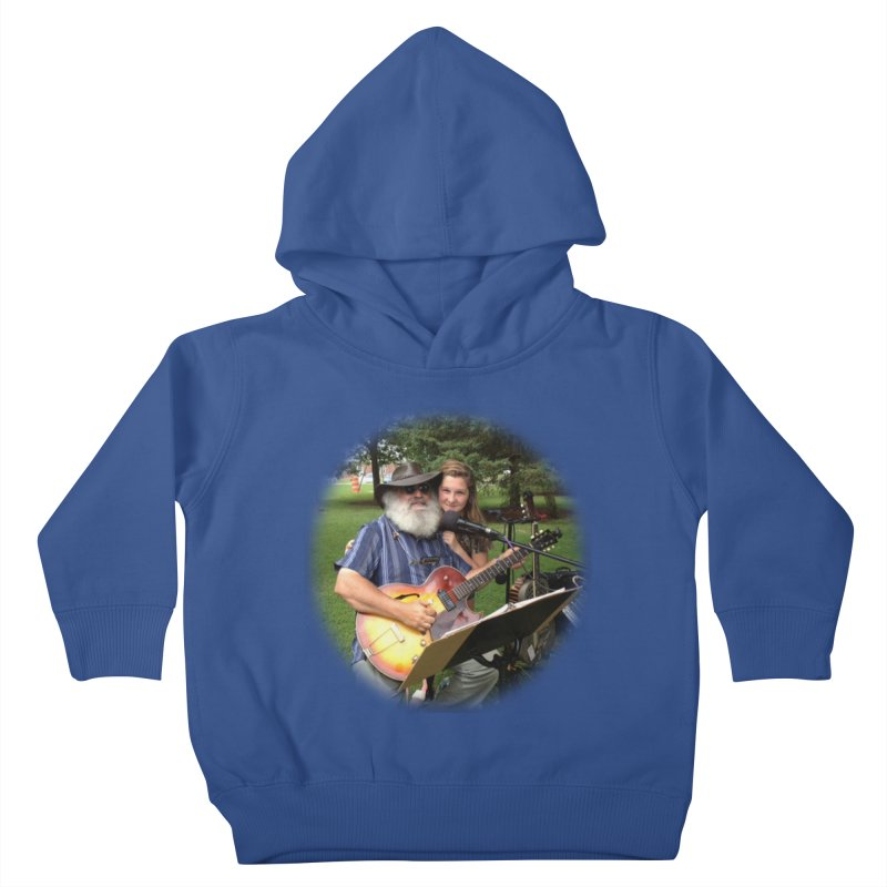 Kenz Kids Toddler Pullover Hoody by PapaGreyBeard's Merchandise