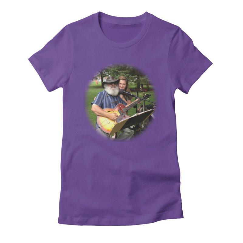 Kenz Women's Fitted T-Shirt by PapaGreyBeard's Merchandise