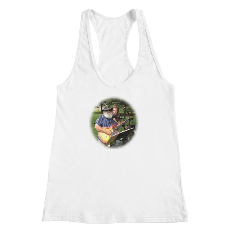 Kenz Women's Racerback Tank by PapaGreyBeard's Merchandise