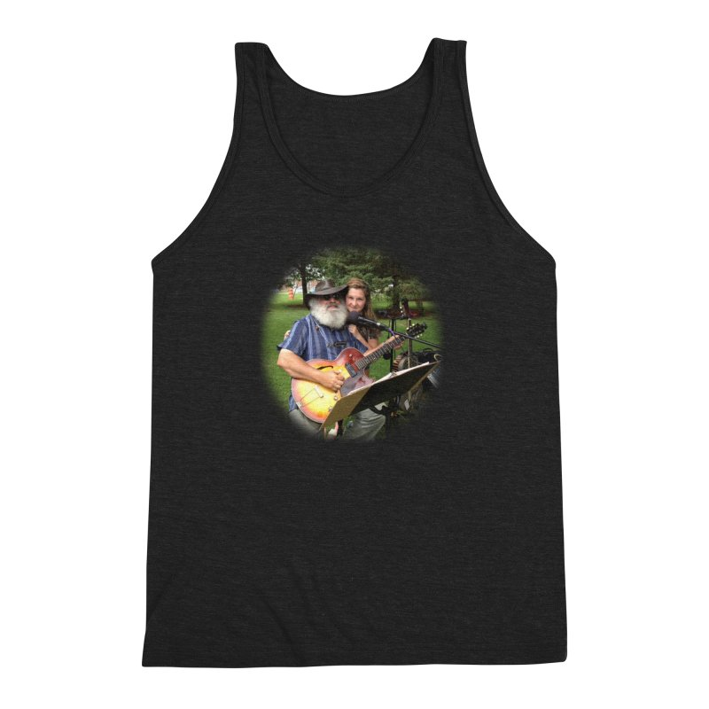 Kenz Men's Triblend Tank by PapaGreyBeard's Merchandise