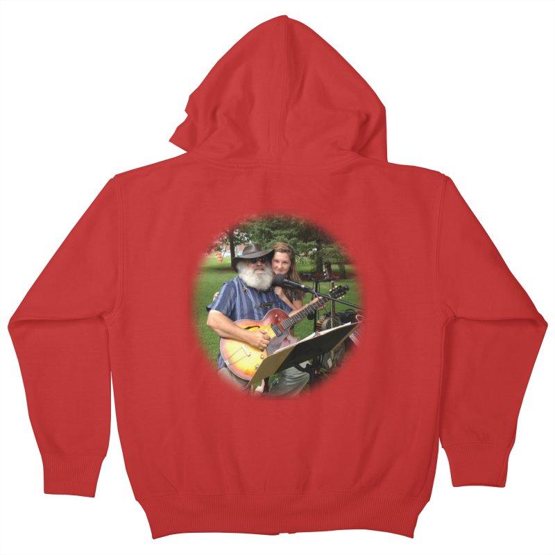 Kenz Kids Zip-Up Hoody by PapaGreyBeard's Merchandise