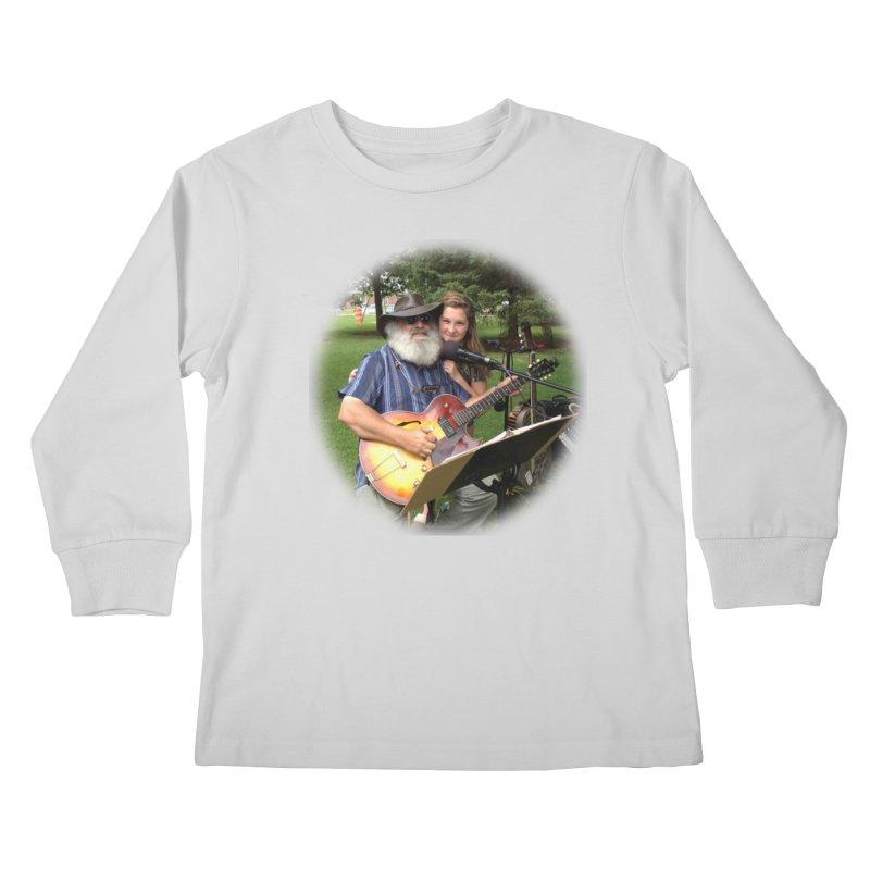 Kenz Kids Longsleeve T-Shirt by PapaGreyBeard's Merchandise