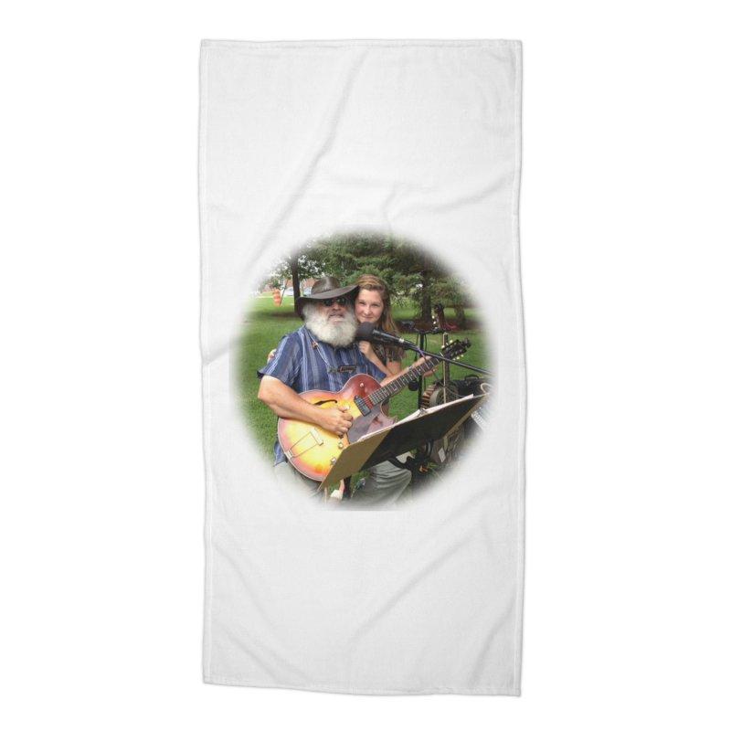 Kenz Accessories Beach Towel by PapaGreyBeard's Merchandise