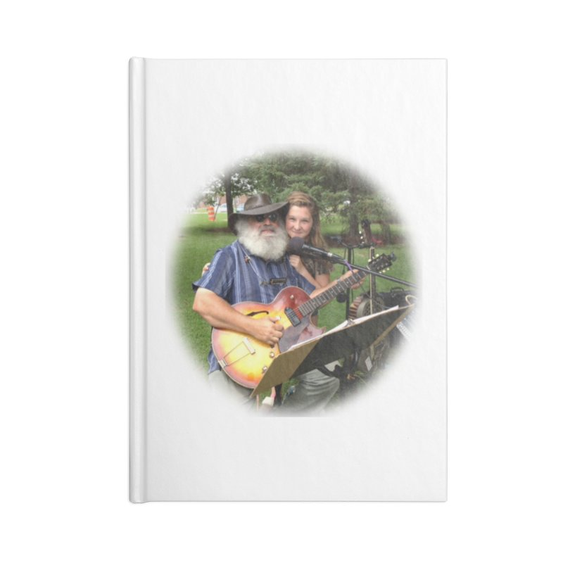 Kenz Accessories Notebook by PapaGreyBeard's Merchandise
