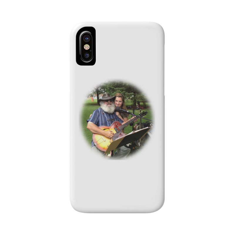Kenz Accessories Phone Case by PapaGreyBeard's Merchandise