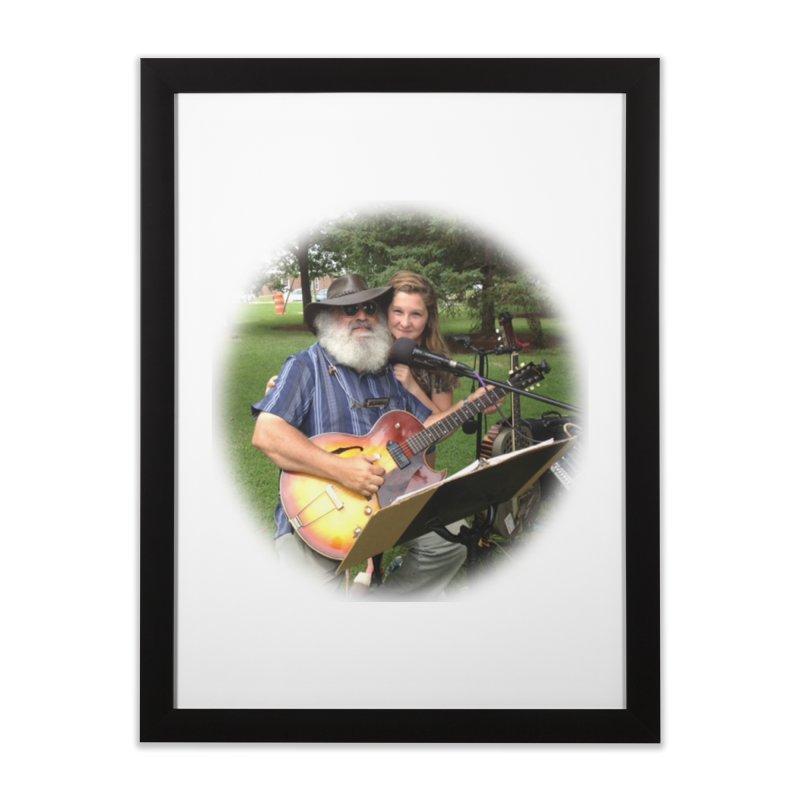 Kenz Home Framed Fine Art Print by PapaGreyBeard's Merchandise