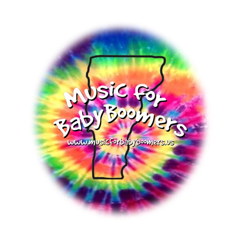 MusicForBabyBoomers-Vermont Accessories Bag by PapaGreyBeard's Merchandise