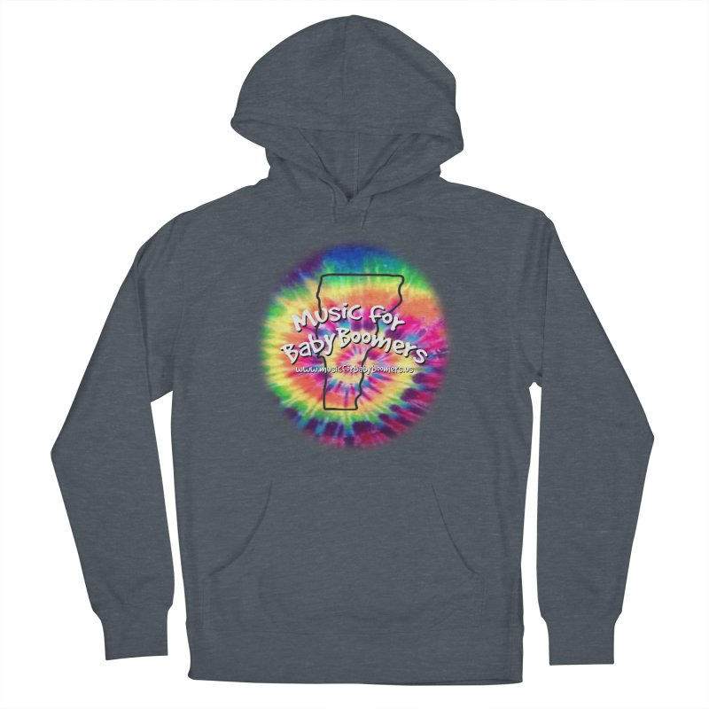MusicForBabyBoomers-Vermont Women's Pullover Hoody by PapaGreyBeard's Merchandise