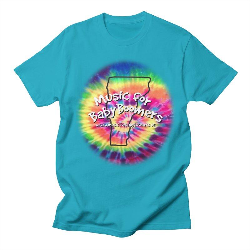 MusicForBabyBoomers-Vermont Women's Regular Unisex T-Shirt by PapaGreyBeard's Merchandise